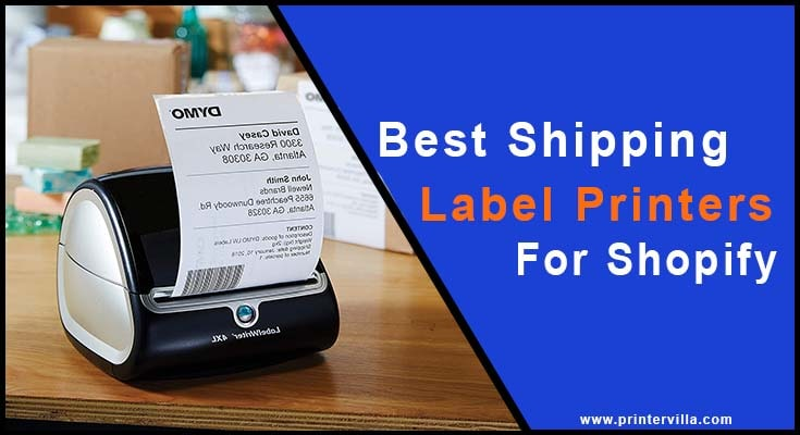 best shipping label maker for shopify